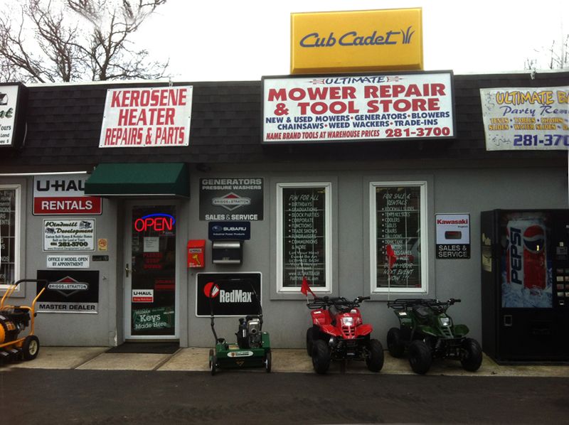 Long Island Lawn Mower Repair
